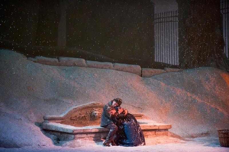 Metropolitan Opera: LA BOHÈME