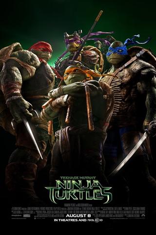 Bruņurupuči nindzjas