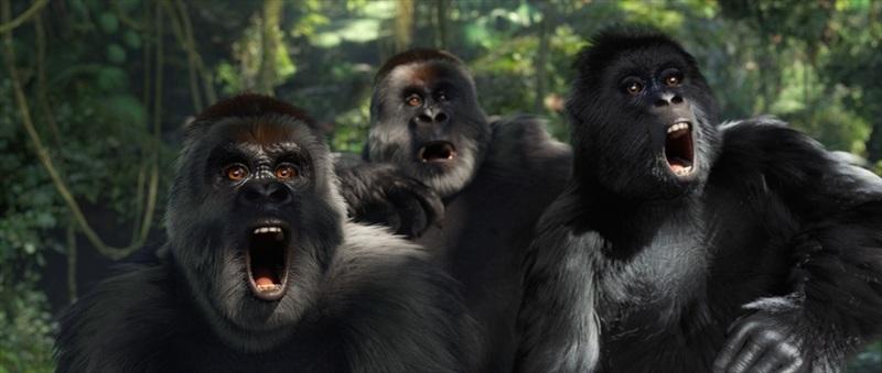 Tarzan forum cinemas - Tarzan gorille ...