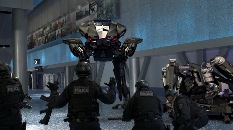 Robokops