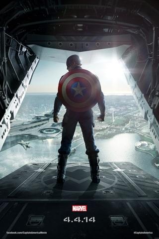 Kapteinis Amerika: Ziemas kareivis