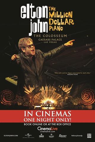 Eltons Džons: Miljons dolāru klavieres