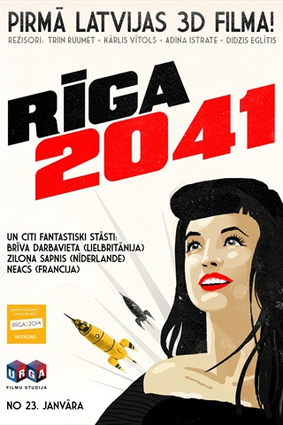 Riga-2041 and other fantastic stories