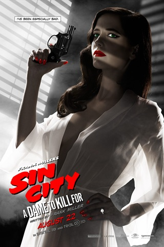 Город грехов: Женщина, ради которой стоит убивать