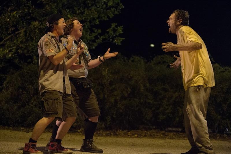 Skauti pret zombijiem