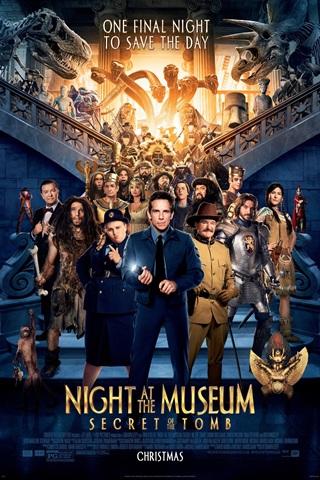 Ночь в музее: Секрет гробницы