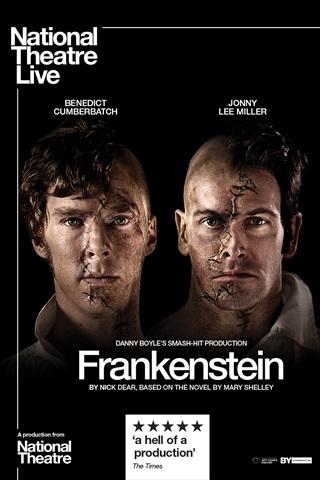 NT LIVE - Frankenšteins