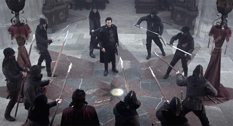 Последние рыцари
