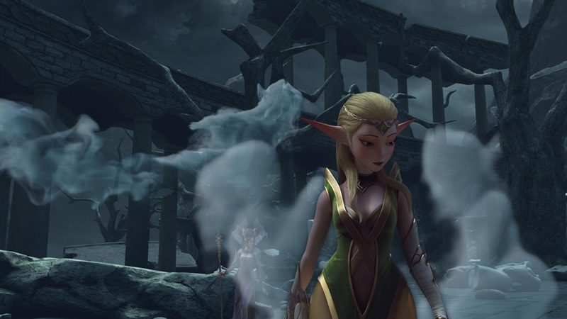 Dragon Nest Warrior S Dawn Forum Cinemas
