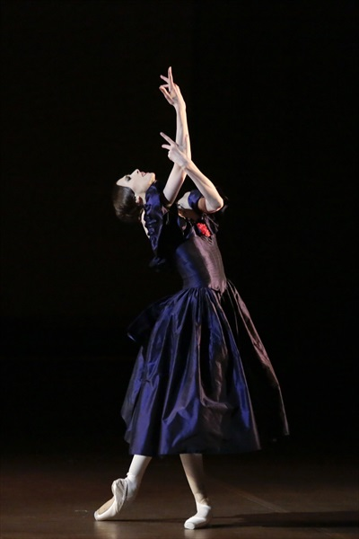 Maskavas Lielā teātra balets: KAMĒLIJU DĀMA
