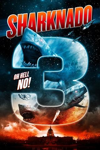 Sharknado 3: Svētie bambāļi!