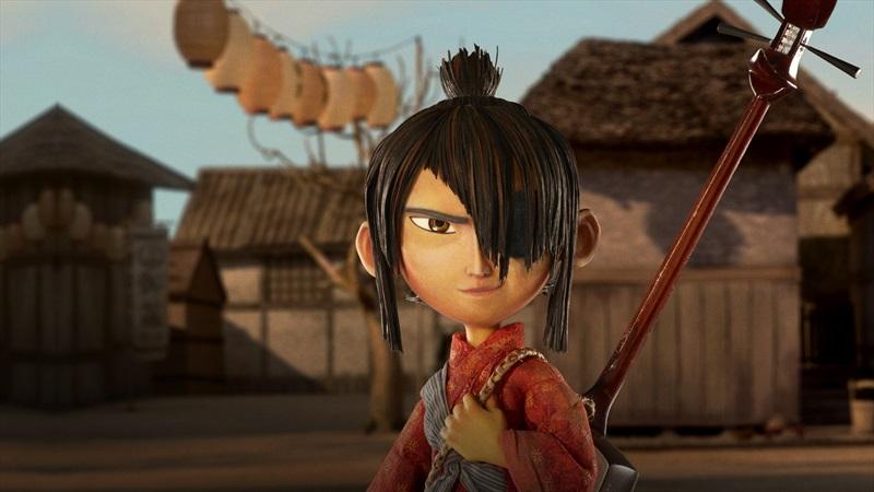 Kубо. Легенда о самурае