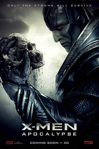 X-cilvēki: Apokalipse