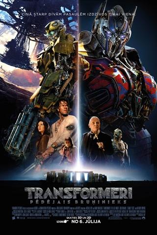 Transformeri: Pēdējais bruņinieks