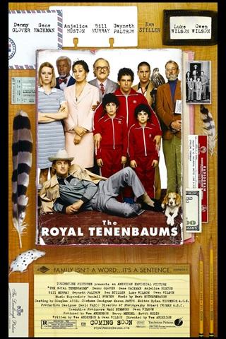 Karaliskie Tenenbaumi