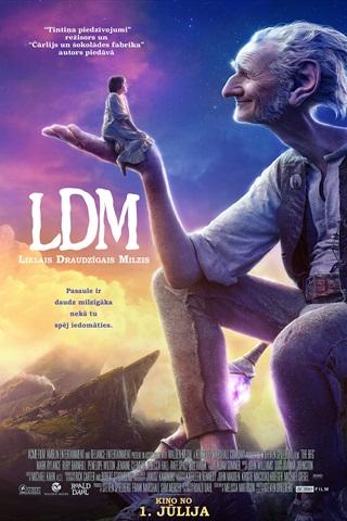 LDM: Lielais draudzīgais milzis