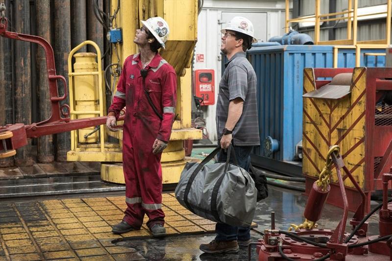 Deepwater Horizon: Liesmas okeānā