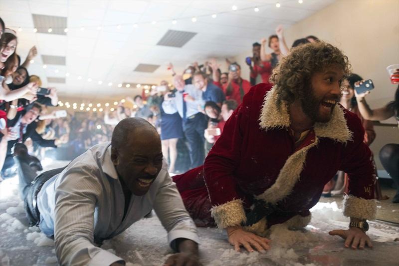 Trakā Ziemassvētku ballīte birojā