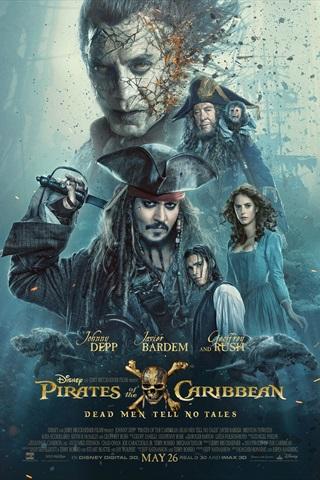 Karību jūras pirāti: Salazara atriebība