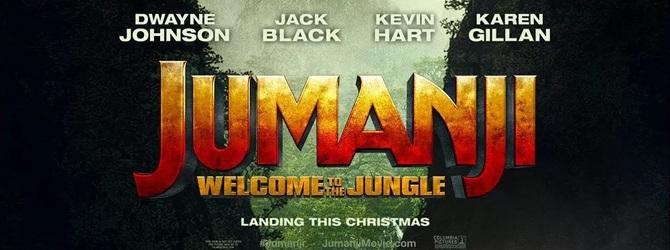 Jumanji: Welcome to the Jungle   Forum Cinemas