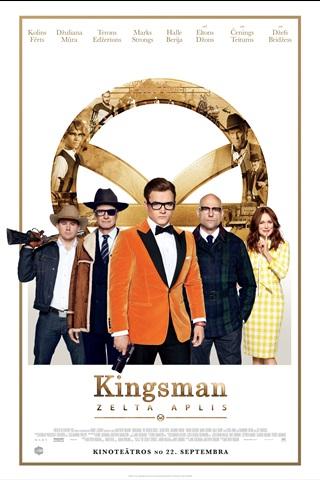 Kingsman: Zelta aplis