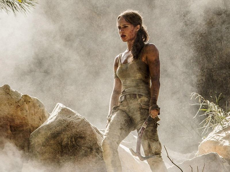Tomb Rider: Лара Крофт