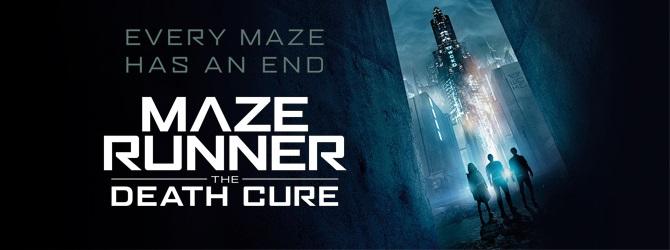 Maze Runner The Death Cure Forum Cinemas