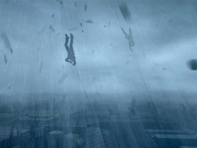 Aplaupīšana vētras laikā