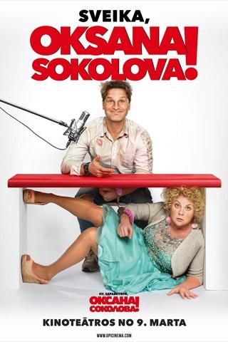 Well, hello, Oksana Sokolova!