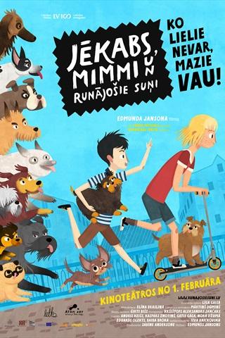 Екабc, Мимми и говорящие собаки