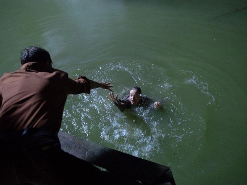 Mermaid. Lake of the Dead