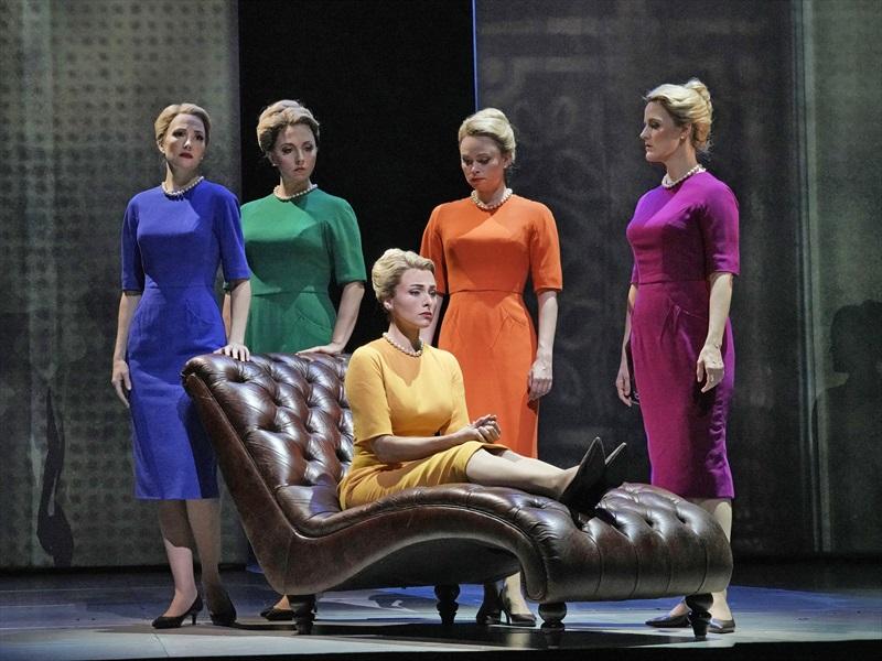Metropolitan Opera: MARNIE