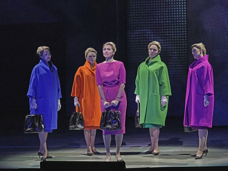 Metropolitan Opera: МАРНИ