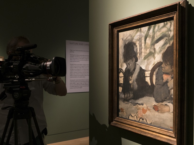 Exhibition | Degas: Passion for Perfection