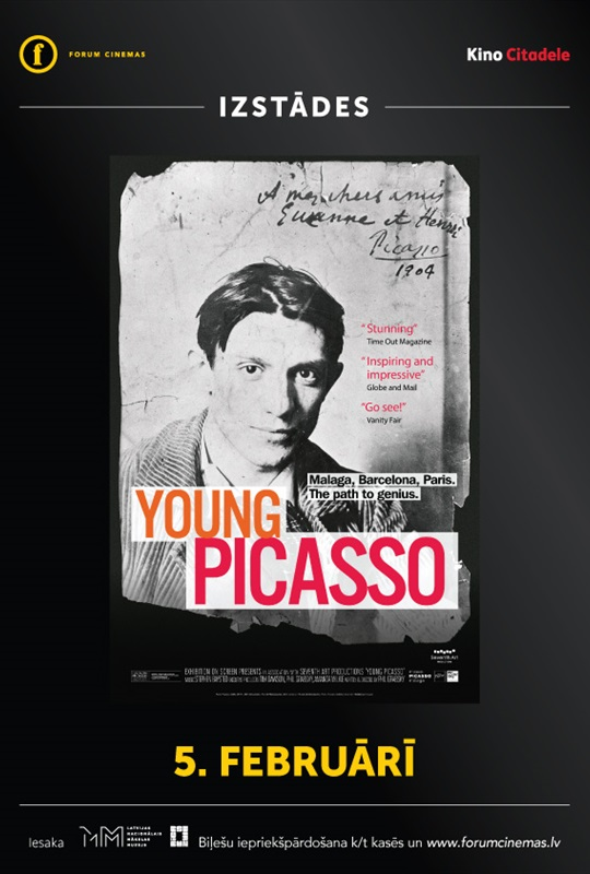 Izstāde | Young Picasso