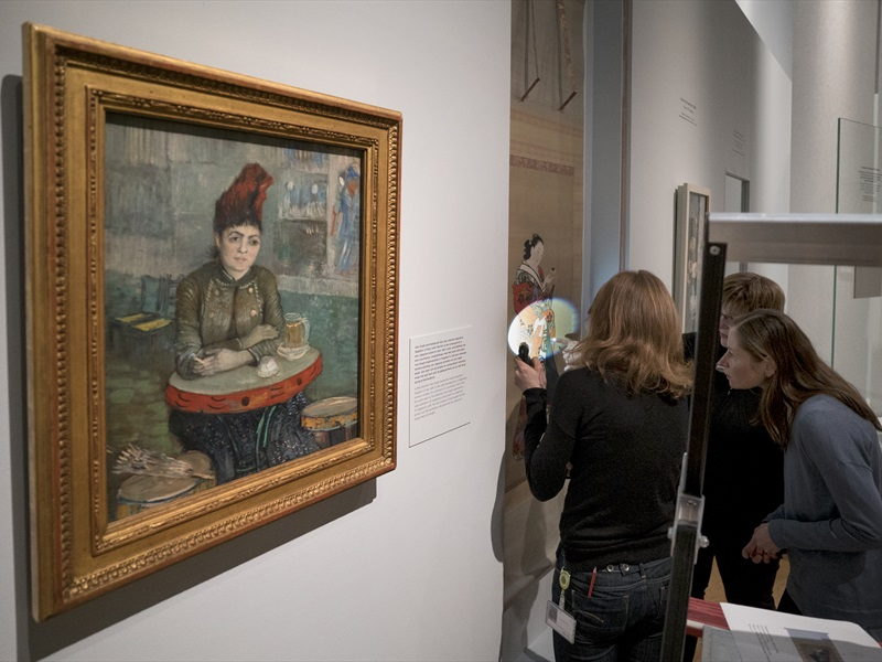 Exhibition | Van Gogh & Japan