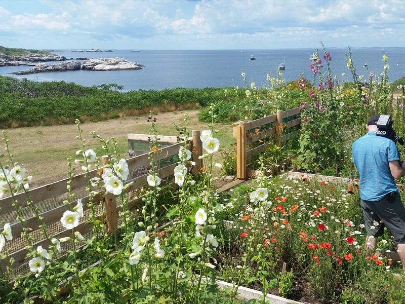 Izstāde | The Artist's Garden: American Impressionism