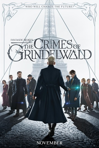 Fantastiskās būtnes: Grindelvalda noziegumi