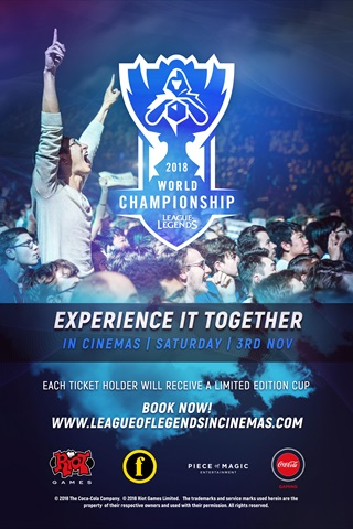 League of Legends World Championship Finals 2018