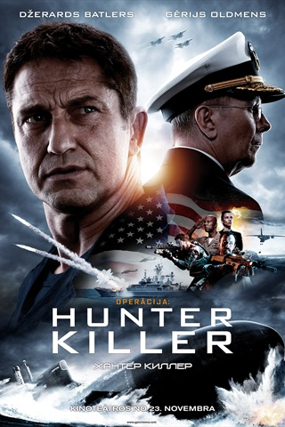 Operācija: Hunter Killer