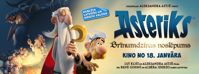 Asterix: The Secret of the Magic Potion | Forum Cinemas