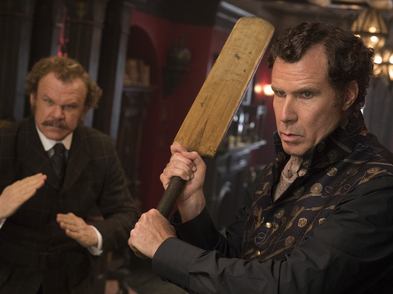 Šerloks Holmss un doktors Vatsons