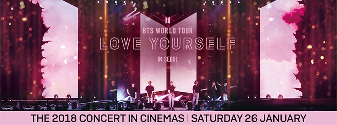 Bts World Tour Love Yourself In Seoul Forum Cinemas