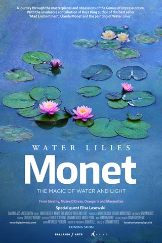 Izstāde | The Water Lilies by Monet