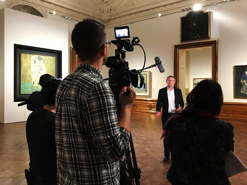 Izstāde | Klimt & Schiele: Eros and Psyche