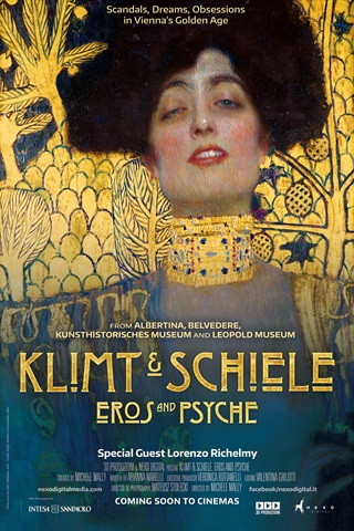 Exhibition | Klimt & Schiele: Eros and Psyche