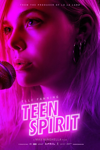 Teen Spirit: Pretī sapnim