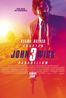 Džons Viks 3: Parabellum