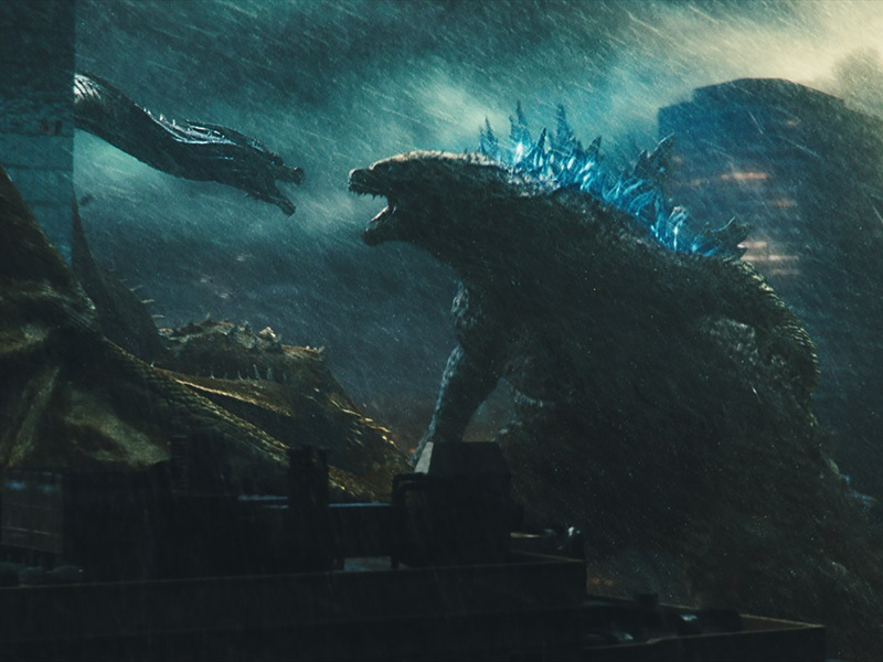 Godzilla: Briesmoņu karalis