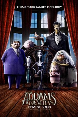 Adamsu ģimene